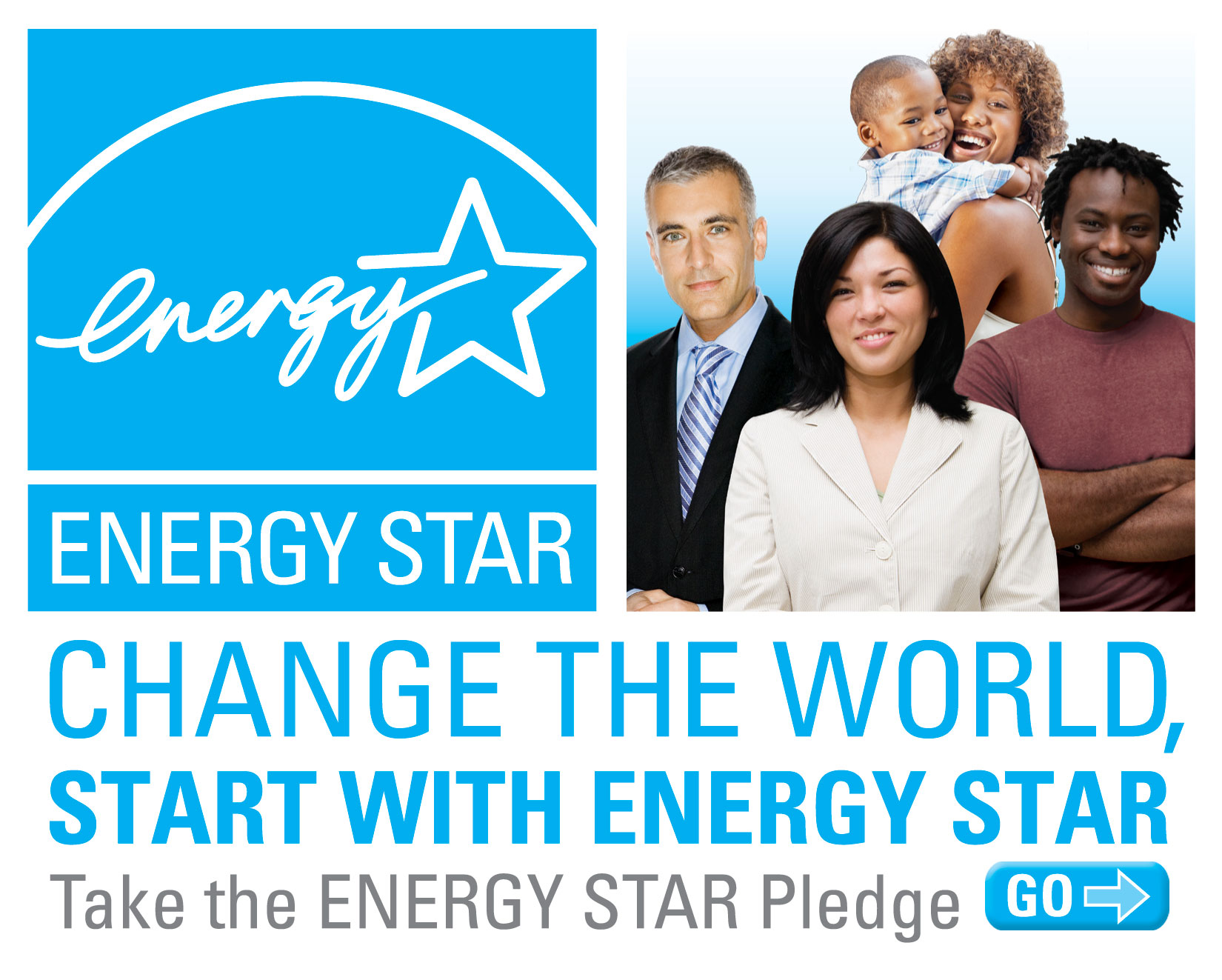 Energy Star Change The World Pledge