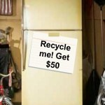 refrigerator recycling program