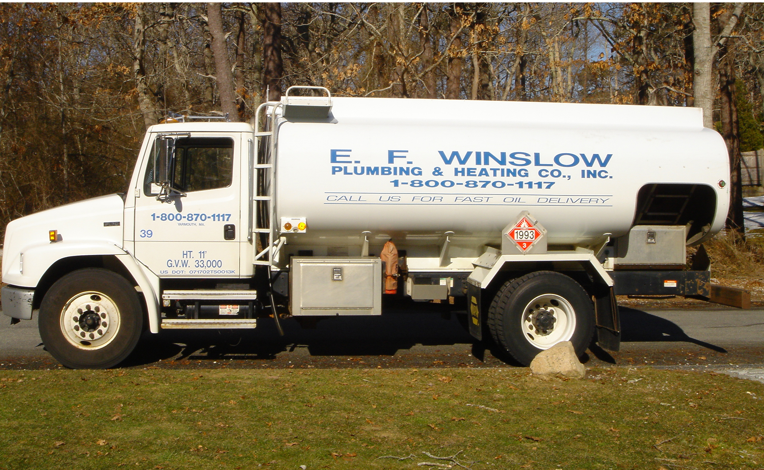 EF Winslow Cape Cod Oil