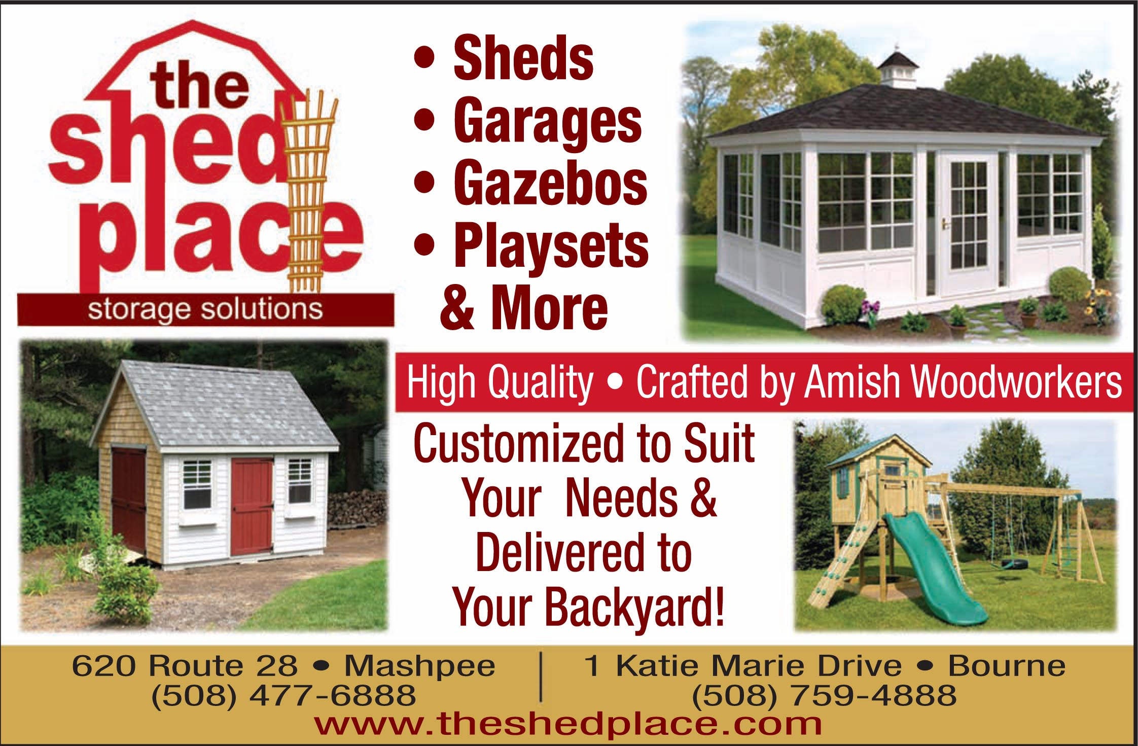 Shed Place