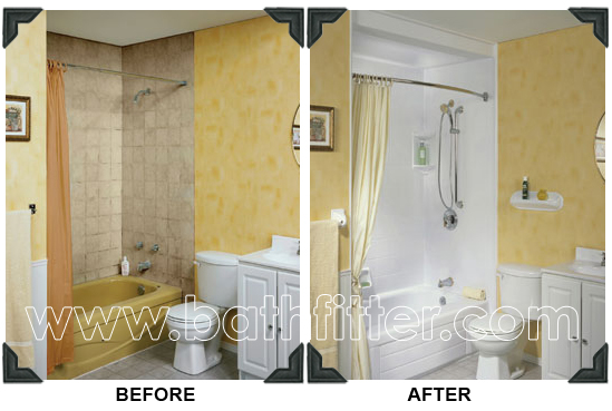 bath fitter yellow b n a