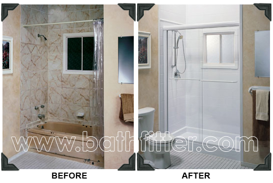 tub to shower conversions over a million installed nationwide since