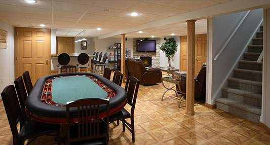 Basement Finishing Pictures basement finishing | cape cod homeowners resource guide