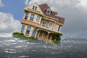 bigstock-Flood-House-3363187