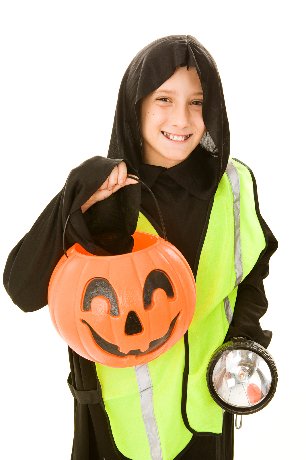bigstock-Trick-Or-Treating-Safely-3500552